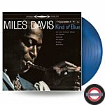 Miles Davis - Kind Of Blue (LTD. Blue Colored LP)