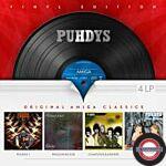 Puhdys - Original Amiga Classics (4LP)