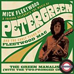 Mick Fleetwood & Friends - The Green Manalishi (Green 12Inch) BF RSD 2020