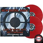 New Model Army - Live At Rock City Nottingham 1989 (2 Red LP)