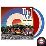 The Who - Live In Hyde Park (3LP Coloured)