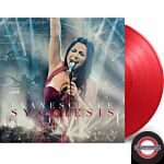Evanescence - Synthesis Live ( LTD. 2LP Translucient Red )