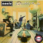 Oasis - Definitely Maybe (LTD. Silver Colored 2LP)