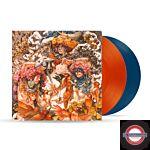 Baroness - Gold & Grey (LTD. 2LP Orange/Blue Indie)