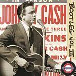 Johnny Cash - Bootleg Vol. III (3 Transparent LP)