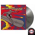 Joe Satriani - Surfing With The Alien (LTD. Silver&Black Coloured)