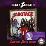 BLACK SABBATH - SABOTAGE (SUPER DELUXE 5ER BOX SET)