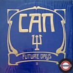Can -  Future Days (Limited Edition) (Gold Vinyl)