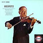 Heifetz - Rozsa / Benjamin