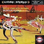 Morton Gloud And His Orchestra - Billy The Kid/Rodeo
