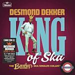 RSD 2021- Desmond Dekker  -King of Ska: The Early Singles Collection 1963–1966 (10x7'')