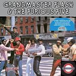 Grandmaster Flash & The Furious Five - The Message-Expanded (2LP Blue Colored,RSD 2019))