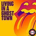 The Rolling Stones - Living In A Ghost Town (10Inch Ltd. Transparent Orange)