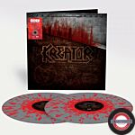 Kreator - Under the Guillotine (Grey with Red Splatter Vinyl)