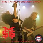 RSD 2021: Michael Schenker Group - Live At The Manchester Apollo 1980 (RSD 2021 Exclusive)