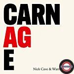 CAVE NICK/ELLIS WARREN - CARNAGE (VINYL)