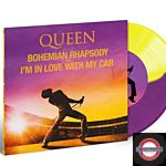 Queen - Bohemian Rapsody ,I'm in love with my car, 7'' Colored (RSD 2019)