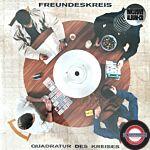 Freundeskreis - Quadratur Des Kreises ( White 2LP+CD)