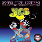 Yes - Songs From Tsongas (LTD. 35th Anniversary Edit, 4 Coloured LP, 180g)