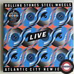 Rolling Stones - Steel Wheels (4 Coloured LPs 180g)