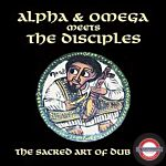 Alpha & Omega Meets The Disciples - The Sacred Art Of Dub Vol.2 (White LP) RSD 2020