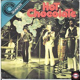 """Hot Chocolate  (7"""" Amiga-Quartett-Serie)"""