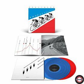 Kraftwerk - Tour De France (LTD. German Red/Blue Coloured 2LP)