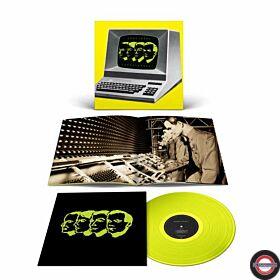 Kraftwerk - Computerwelt (Ltd. German Neon Yellow LP)