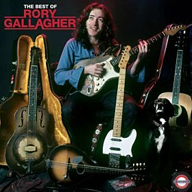 Rory Gallagher - The Best Of  ( Ltd 2LP Colored )