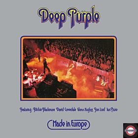 DEEP PURPLE — Made in Europe