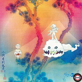 Kanye West & Kid Cudi - Kids See Ghosts (Coloured) BF RSD 2020