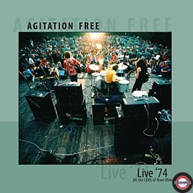Agitation Free - Live '74 (Live At The Cliffs Of River Rhine)