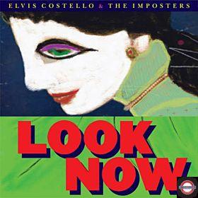 ELVIS COSTELLO — Look Now