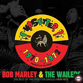BOB MARLEY — Bob Marley: Best Of The Upsetter Singles 1970-1972