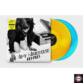 RSD 2021: Amy Winehouse - Remixes ( col. 2 LP )