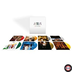 Abba - The Studio Albums (8 Coloured LP Box)