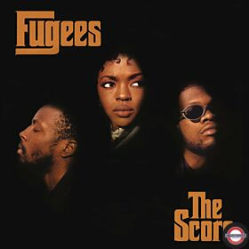Fugees - The Score (2LP Orange Coloured)