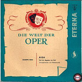 Giuseppe Verdi -- aus Aida - Chor der Städtischen Oper Berlin