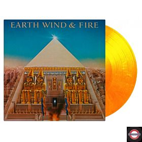 EARTH, WIND & FIRE — All 'n All (Orange/Yellow Mixed)