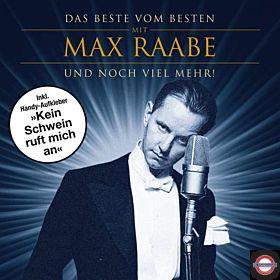 MAX RAABE u. Palastorchester — Das Beste vom Besten