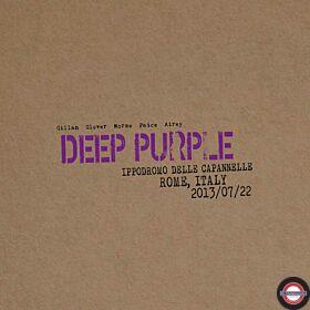 Deep Purple - Live In Rome 2013 (LTD. 3LP Colored) VÖ: 20.12.2019