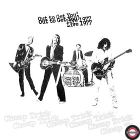 Cheap Trick - Out To Get You! Live 1977 RSD2020