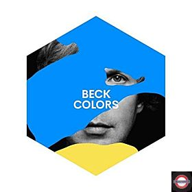 BECK - COLORS (Red Vinyl)