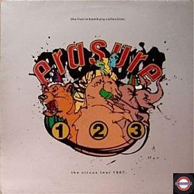 ERASURE - The Circus Tour 1987 (Coloured Vinyl)