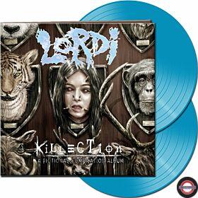 Lordi - Killection (2LP Turquoise ) VÖ:31.01.2020
