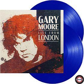 Gary Moore - Live From London (LTD. Grey/Bleu 2LP) VÖ:31.01.2020