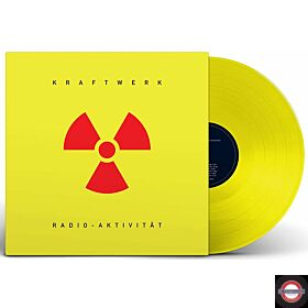 Kraftwerk - Radio Aktivitaet (LTD. German Yellow Coloured LP)