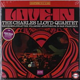 The Charles Lloyd Quartet - Love In (LTD. Edition)
