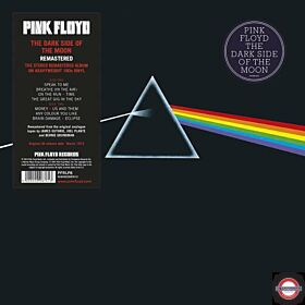 Pink Floyd - The Dark Side Of The Moon (2016 Heavyweight Edit.)