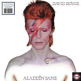 David Bowie - Aladdin Sane (Silver Vinyl)